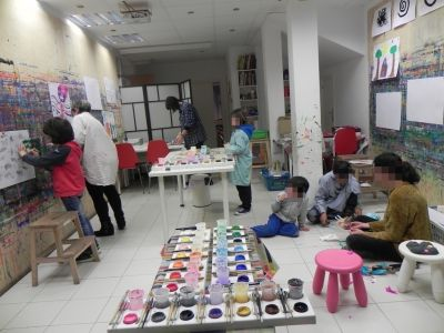 21kolore Pintura Creativa Acompañada En Familia00