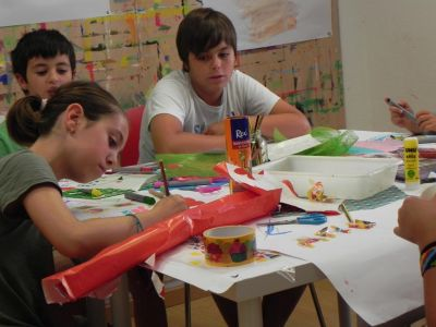 Taller De Collage Colonias De Verano 2016 01