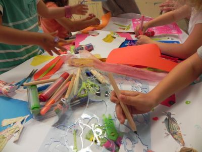 Taller De Collage Colonias De Verano 2016 04