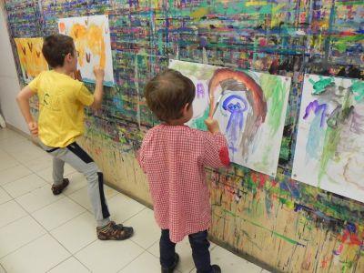 Taller De Pintura Creativa Acompañada En Ingles O Aleman03