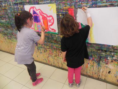 Taller Pintura Creativa Acompañada Ingles 0003