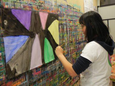 Taller Pintura Creativa Acompañada Ingles 0004