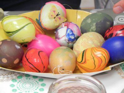 Huevos De Colores 0009