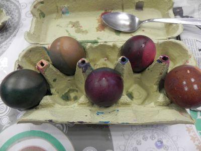 Huevos De Colores 0014