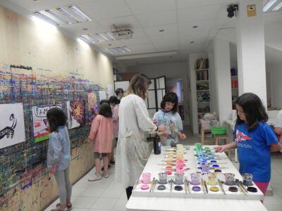 Pintura Creativa Acompañada Colonias 21kolore 11