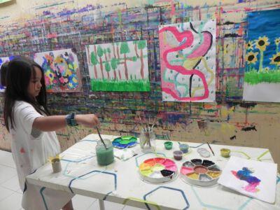 Pintura Creativa Acompañada Colonias 21kolore 12