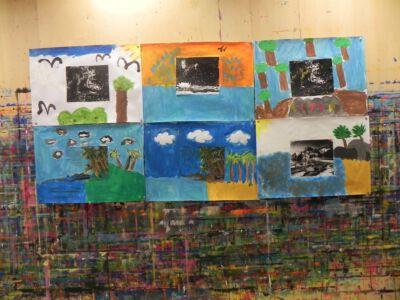 Pintura Creativa Acompañada Colonias 21kolore 15