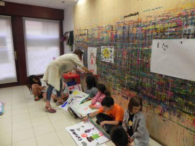 Pintura Creativa Acompañada Colonias 21kolore 17