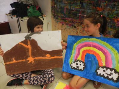 Pintura Creativa Acompañada Colonias 21kolore 22