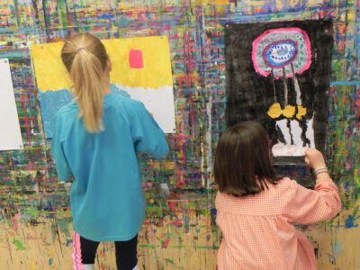 Pintura Creativa Acompañada Colonias 21kolore 5