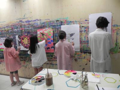 Pintura Creativa Acompañada Colonias 21kolore 9