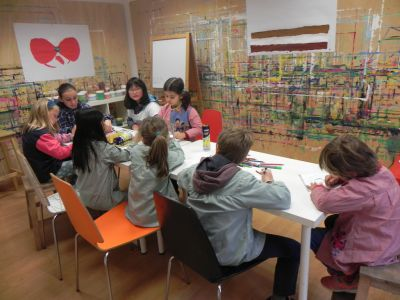 Taller De Pintura Infantil Juvenil 0002