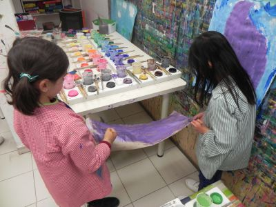 Taller De Pintura Infantil Juvenil 0007