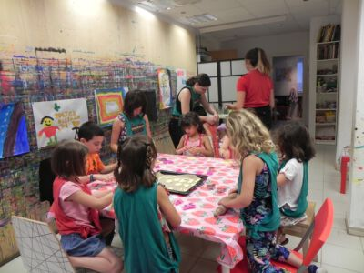 Taller Galletas Colonias 21kolore 1