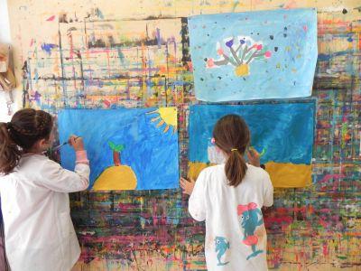 Talleres Pintura Creativa Acompanada 07